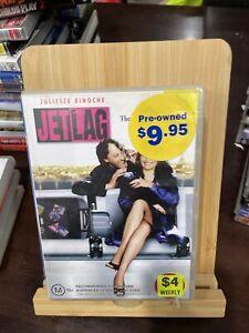 Jet Lag (DVD, 2004) Jetlag Region 4 Rare Ex Rental