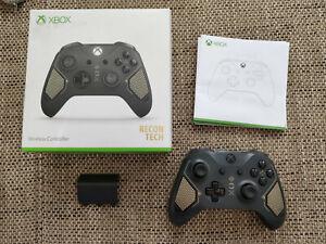 Microsoft Xbox One S/X Wireless Controller SE Recon Tech * Limited * Gepflegt