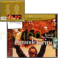 """PINO DONAGGIO """"IL GRANDE TORINO"""" RARO CD OST 2005 - SIGILLATO"""