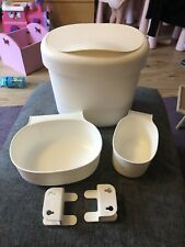Ikea Changing Table Bin And Pots
