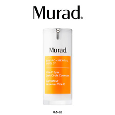 MURAD Vitamin C Dark Circle Correcting Eye Lightweight Serum, Free Ship (0.5 oz)