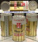 PB Class A Beer 12 oz ( Air Filled Can ) Horlacher Allentown Pennsylvania 876