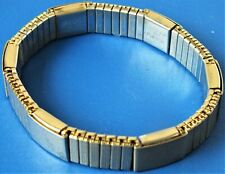 VINTAGE MAJOR STAINLESS MAGNETIC BRACELET.  UK DISPATCH..