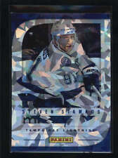 STEVEN STAMKOS 2012/13 12/13 PANINI FATHERS DAY CRACKED ICE #21 AB5780