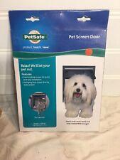 Petsafe Pet Screen Door Small 1 to 30 Pounds Cats & Dogs P1-ZB-11