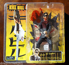 KILL BILL CRAZY 88 FIGHTER. WITHOUT BEARD. SERIES 1 ACTION FIGURE. NOC