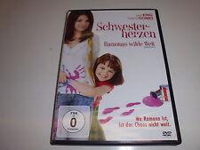 DVD  Schwesterherzen - Ramonas wilde Welt (+ Rio Activity Disc) [2 DVDs]