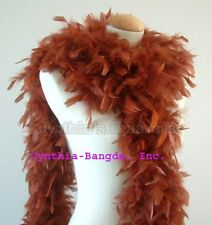 Soft Brown 65 Grams Chandelle Feather Boa Dance Party Halloween Costume