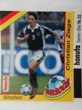 duplo/hanuta Bild 33 WM 2002 Christian Ziege Deutschland