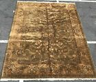 AN AWESOME FLORAL RUG IN VERY LOW PRICE