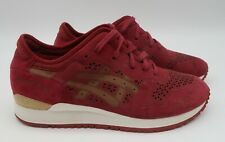 Asics Tiger Gel-Lyte III LC- Mens- Size 9.5- Burgandy- [H5E3L]- Running Shoe