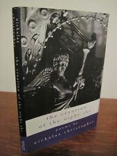 1st Edition CREATION OF THE NIGHT SKY Nicholas Christopher POEMS Poetry First Pt