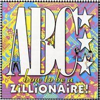 ABC - How to Be a Zillionaire [New CD] Bonus Tracks, Rmst, Remixes, England - Im