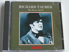 Richard Tauber - My Heart And I (CD Album) Used Very Good