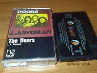 L.A. Woman By The Doors (Cassette 1971 Elektra) Canada Black LA