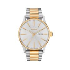 Nixon - Sentry Watch - SS Silver/Gold