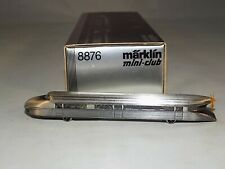 Z Scale Marklin mini-club 8876 Rail Zeppelin Railcar w Working 2-Blade Propeller