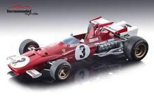 Ferrari 312B автомобиль #3 Жаки Икса победитель 1970 Gp Мексика 1/18 от Tecnomodel TM18-64D