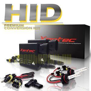 GMC Envoy Low High Beam Headlight Fog Car Front Light Xenon HID Conversion Kit