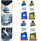 2Pack Industrial Heat Resistance Cold Weld Metal Repair Paste Gel-US