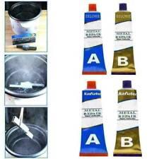 2Pack Industrial Heat Resistance Cold Weld Metal Repair Paste Gel