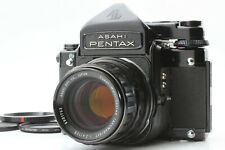 [Exc+5] Pentax 6×7 TTL Medium Format w/ SMC Takumar 105mm f2.4 Lens from Japan