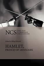 Hamlet, Prince of Denmark (The New Cambridge Shakespeare)-ExLibrary