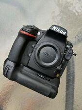 Lightly Used Nikon D810 36.3MP Digital SLR Camera (Body Only) w/ MB-D12 Grip!