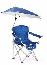 Sport-Brella Chair | Blue - Umbrella chair with a full 360 degrees of coverage