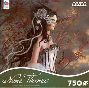 Nene Thomas Ceaco 750 pc Jigsaw Puzzle Aveliad in Autumn NIB