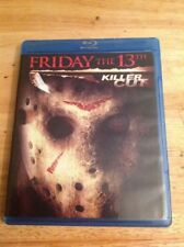 Friday the 13th (Blu-ray Disc, 2009)Authentic US RELEASE