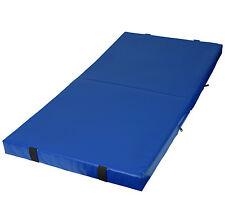 "3'x6'x4""Folding Gymnastics Landing Mat for Gym Kip Bar Junior Practice Safetymat"