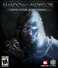 MIDDLE-EARTH: SHADOW OF MORDOR GAME OF THE YEAR EDITION - Steam key ITALIANO ROW