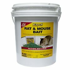 Bestselling Rat & Mouse Bait 61225 Kills Rats Mice & Voles (Set 150 Place Pack)