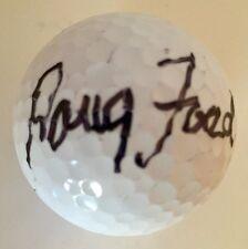 Doug Ford MASTERS CHAMPION Signed Wilson Hyper Ti Max Golf Ball PSA/DNA COA #1