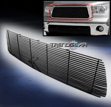 2010-2013 TOYOTA TUNDRA FRONT MAIN UPPER BILLET GRILLE GRILL BLACK 2011 2012 NEW