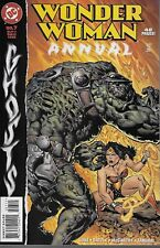 Wonder Woman Annual No.7 / 1998 Ghosts / Bernie Wrightson Cover