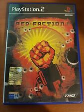 RED FACTION 2 - PLAYSTATION 2 PS2 USATO