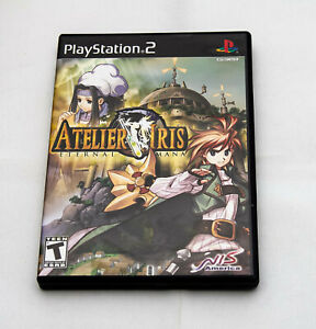Atelier Iris Eternal Mana   NTSC U/C   U.S.A Version   PS2