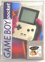 NINTENDO GAME BOY POCKET GOLD CONSOLE SYSTEM MGB-001