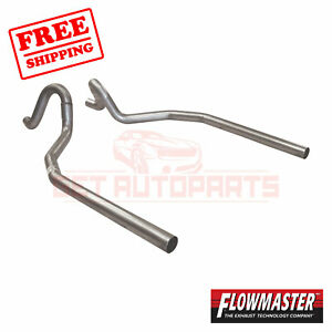 FlowMaster Exhaust Tail Pipe for Chevrolet Monte Carlo 1978-1988