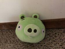 """Angry Birds Plush Pig 5"""" WITH No Sound Stuffed Animal Plush Rovio Bad Piggies"""