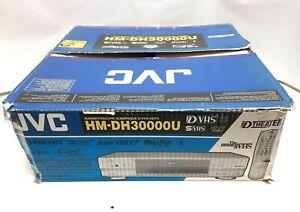 JVC HM-DH30000U Digital-VHS D-Theater DVHS SVHS VCR - ****BOX ONLY****