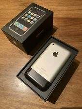 📱Apple iPhone 1st Generation - 8GB - Silver - A1203 - Matching Box - Excellent