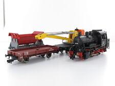Fleischmann 633102 Startset Güterzug mit Dampflok H0