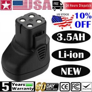 3500mAh Battery For Dremel 757-01 7700-01 7700-02 MultiPro Cordless Rotary Tools