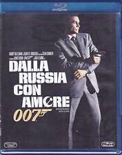 Blu-ray **JAMES BOND 007 ♦ DALLA RUSSIA CON AMORE** con Sean Connery nuovo 1964