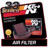 33-2870 K&N High Flow Air Filter fits FIAT PANDA II 1.2 2010-2011 [52/60BHP]