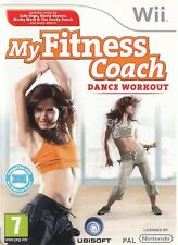 My Fitness Coach Dance Workout (Ubisoft) NEW Nintendo Wii Game PAL
