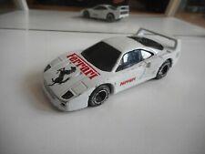 Matchbox Alarm Cars Ferrari F40 in White